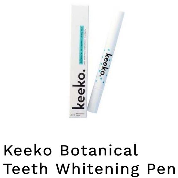 Keeko. Botanical Teeth Whitening Pen